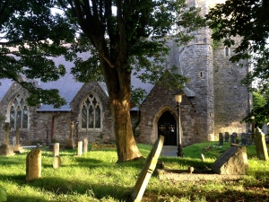 St Thomas a Becket Church - Haverfordwest, Pembrokeshire